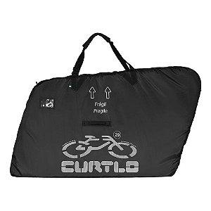 Mala bike acolchoado universal Multi-Aro 26 / 27,5 / 29 - Curtlo