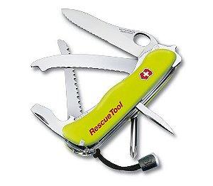 Canivete esportivo Rescue Tool 13 funções - Victorinox