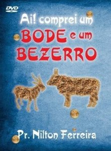 Box DVDs Finanças - Pr. Nilton Ferreira