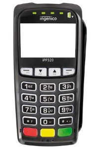 PIN Pad IPP320 - USB - Contactless - INGENICO