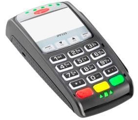 PIN Pad IPP320 - Sem Contactless - INGENICO