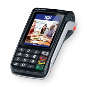 POS Móvel Move/5000 - GPRS, 3G, Bluetooth e Wi-Fi - INGENICO