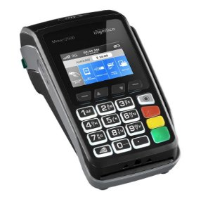 POS Fixo Move/2500 - Dial e Ethernet - INGENICO
