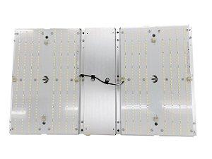 Painel Led Master Plants 240w MAX Quantum Board Samsung LM301H + Deep RED + UV e IR