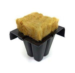 Lã de Rocha 2,5x2,5cm