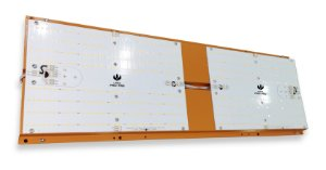 Painel Led Master Plants 240w WIDE Quantum Board Samsung LM283B 240W + DEEP RED + UV e IR