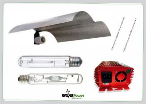 Kit Pro 60x50 Reator Eletrônico BIVOLT