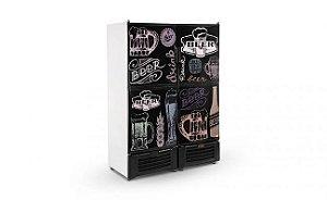 Visa Cooler Cerveja Storage 1300 Litros
