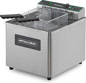 Fritador comercial FOE 15 M 5000W - Elétrico
