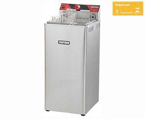 Fritadeira Elétrica 5000w (Zona Fria)