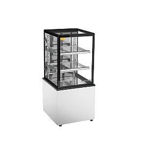 Balcão Refrigerado Refrimate, 0,6m, New Titanium, Inox - CRNT-600 - 220V