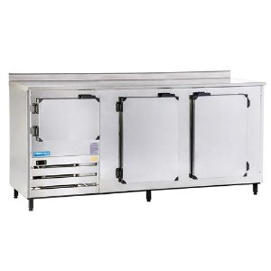 Balcão De Serviço Refrigerado Fortsul BS 200 500 Litros Inox