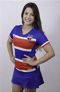 Camisa Feminina Tricolor