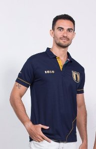 Camisa Escudetto Gold