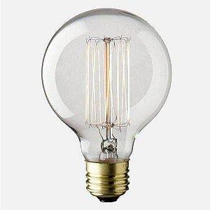 Lâmpada Decorativa Filamento de Carbono
