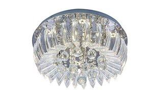 Plafon Greta LED 24W - 6500K (Luz Branca) -  45cm