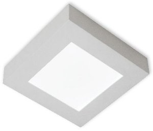 Plafon Led Quadra - 18W