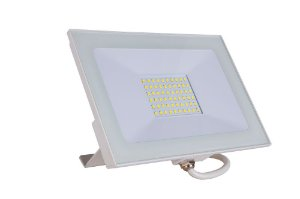 REFLETOR LED 30W BRANCO 6500K
