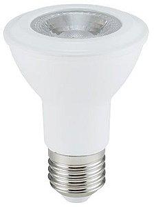 LÂMPADA LED PAR20 6W 2700K E27