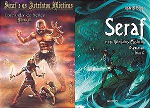 Combo: Seraf e os Artefatos Místicos - Livros 1 e 2