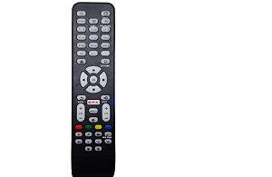 Controle Remoto Para Tv Aoc Com Botão Netflix Led Smart Novo
