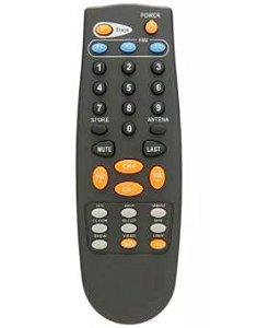Controle Remoto Receptor Antena Parabólica Elsy e Vision