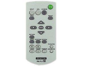 Controle Sony Projetor RM-PJ6