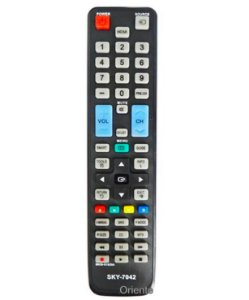 Controle Remoto TV Samsung LCD LED AA59-00469A Bn59-01020a