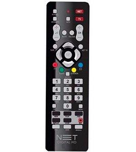 Controle Remoto Net Digital Hd Cr2fu Original