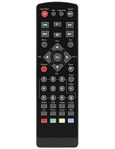 Controle Remoto Compatível com Conversor Digital Intelbras Cd636