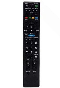 Controle Remoto Tv Sony Rm-yd081 Rm-yd066 Kdl-32bx325, 355