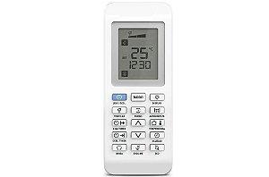 Controle Remoto Compatível Ar Cond. Split Electrolux Inverter Ecoturbo