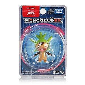 Chespin Figure colecionável Pokémon Moncolle-ex - Original Takara Tomy