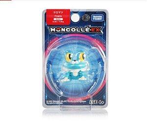 Froakie Figure colecionável Pokémon Moncolle-ex - Original Takara Tomy