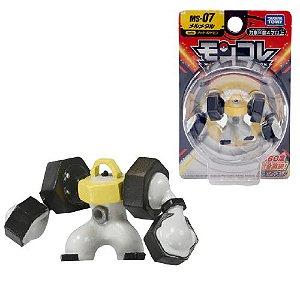 Melmetal Figure colecionável Pokémon - Original Takara Tomy