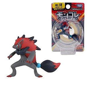 Zoroark Figure colecionável Pokémon - Original Takara Tomy