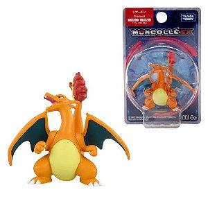 Charizard Figure colecionável Pokémon Moncolle-ex - Original Takara Tomy