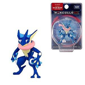 Greninja Figure colecionável Pokémon Moncolle-ex - Original Takara Tomy