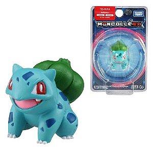 Bulbasaur Figure colecionável Pokémon Moncolle-ex - Original Takara Tomy