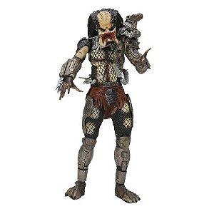 Predador Jungle Hunter Unmasked Action Figure - Neca