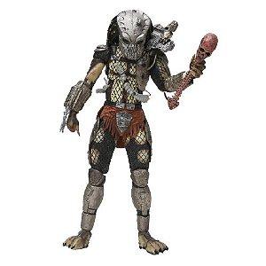 Predador Jungle Hunter Masked Prototype Action Figure - Neca
