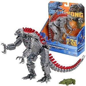 Boneco Mechagodzilla With Heav 2021 Lançamento Kong Vs Godzilla - Original Playmates