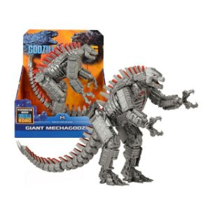 Boneco Mechagodzilla Giant 2021 Lançamento Kong Vs Godzilla - Original Playmates
