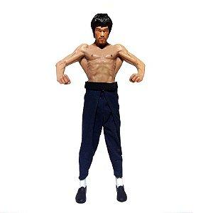 Bruce Lee Figure Premium Estátua 18 Cm - Storm Collectibles