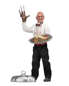 Freddy Krueger Figure A Nightmare On Elm Street 5 The Dream Child Retrô Clothed - Neca