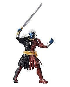 Action Figure Malekith The Mighty Thor Batalha de Asgard Marvel Legends - Hasbro