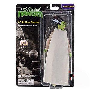 Mego Action Figure A Noiva de Frankenstein Oficial Series Horror Retrô - Mego Corporation