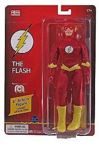 Mego Action Figure Flash Oficial Series Heroes Retrô - Mego Corporation