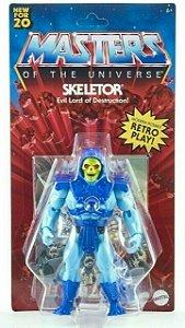 Skeletor Masters Of The Universe Origins Retrô - Mattel