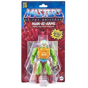 Mentor Masters Of The Universe Origins Retrô - Mattel